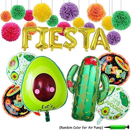 Mexican Themed Party Decorations Amazon Com