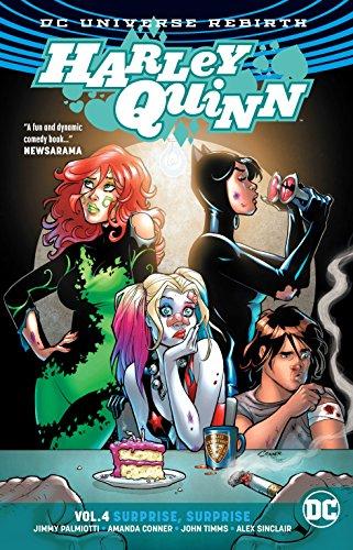 61WPekx4HYL Harley Quinn Novels