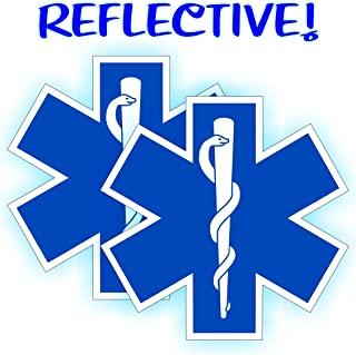 Best reflective star of life Reviews