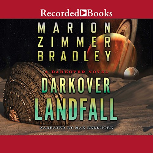 Darkover Landfall audiobook cover art