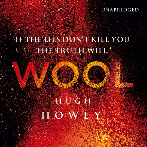 Wool audiobook cover art