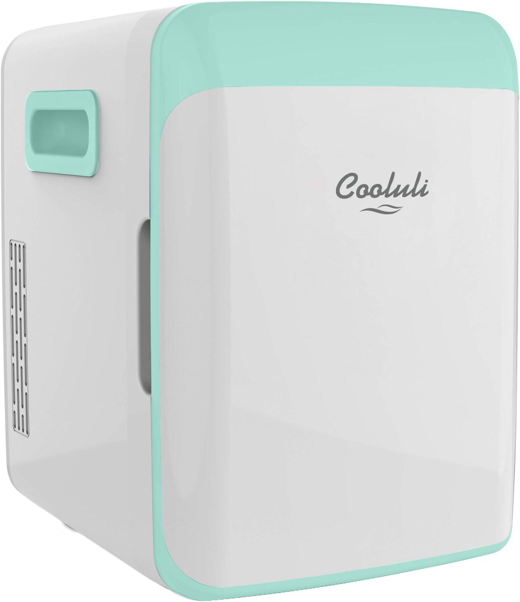 Amazon.com Cooluli Classic Turquoise 40 Liter Compact Portable ...