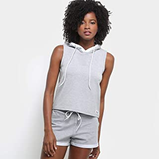 b2406aef28 Moda - Prata - Camisetas e Blusas   Roupas na Amazon.com.br