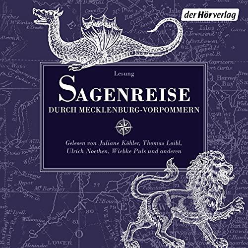 Sagenreise durch Mecklenburg-Vorpommern Titelbild