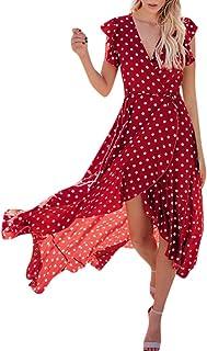 MEEYA Women's Dress & Skirt DRESS レディース