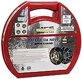 Melchioni 380008040 Catene da Neve per Auto Ca940 Omologate e Certificate TUV da 9 mm