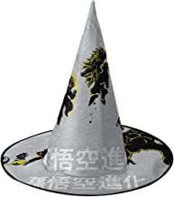 Goku Evolution Oozaru Dragon Ball Z Witch Hat Halloween Unisex Costume For Holiday Halloween Christmas Carnivals Party