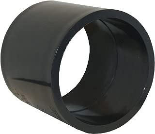 ERA Sch 80 PVC 6 Inch Coupling, Slip X Slip