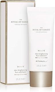 RITUALS The Ritual of Namaste Skin Brightening Face Exfoliator 2.5 Fl Oz
