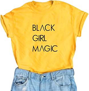 BLACKOO Women`s Cute T Shirt Juniors Tee Graphic Tops