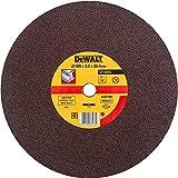 DeWalt 07220290 - Disco Tronzadora DeWalt 350 x 25,3 mm. DT42800, Negro/ Amarillo