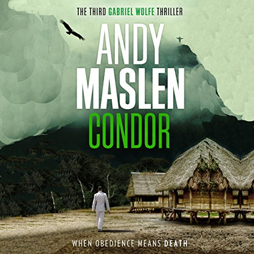 Condor audiobook cover art
