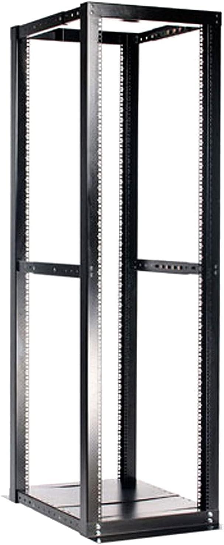 FerruNet42U Open Frame Server Rack - Network Equipment Rack,ApplytoSmall Office, Home Office.