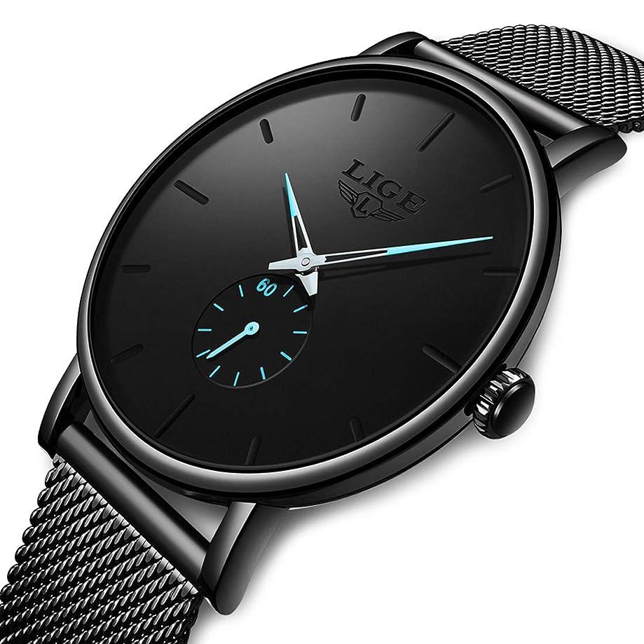 Watch Men Sport Quartz Clock Mens Leather Dress Watches Top Brand Luxury Business Waterproof Wristwatch Black … … … … …