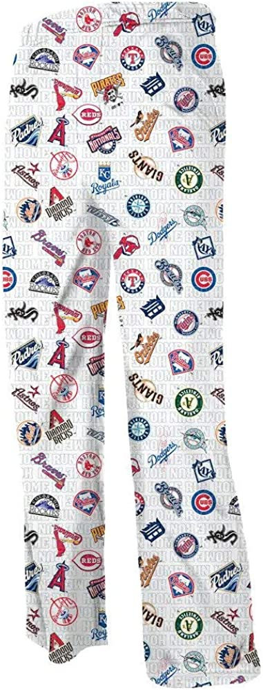 Outerstuff Youth MLB All Over Pajama Pants