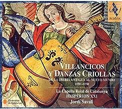 VILLANCICOS Y DANZAS C