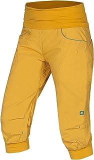 Ocun Noya Shorts Women Blue/Yellow 2019 Hose kurz