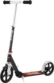Razor A5 LUX Kick Scooter - Black Label (Renewed)