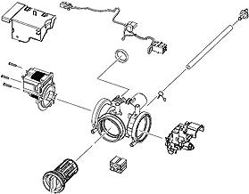 Samsung DC97-17999L Washer Drain Pump Assembly Genuine Original Equipment Manufacturer (OEM) Part