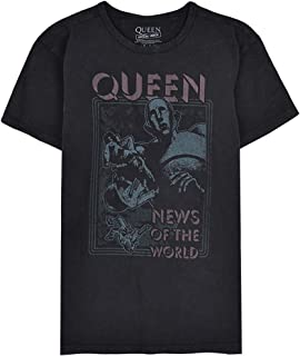 QUEEN クイーン (ボヘミアン・ラプソディ公開記念) - NOTW/Black Label Vintage(ブランド) / Tシャツ/メンズ 【公式/オフィシャル】
