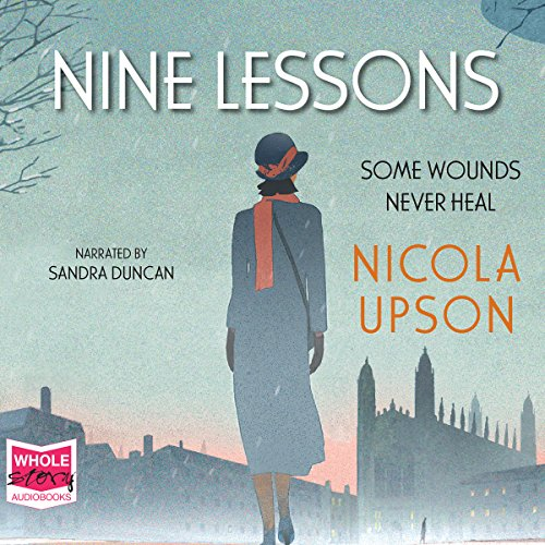 Nine Lessons audiobook cover art