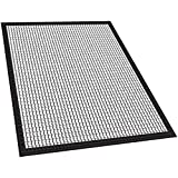 Masterbuilt MB20090215 Fish & Vegetable Smoking Mat, 30 inch, Black