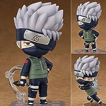 Skwingt Naruto Hatake Kakashi GSC Nendoroid Q Version PVC Anime Cartoon Game Character Model Statue Figure Toy Collectible...