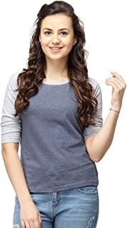 Campus Sutra Women's T-Shirt