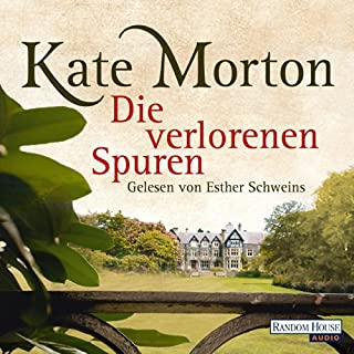 Die verlorenen Spuren                   De :                                                                                                                                 Kate Morton                               Lu par :                                                                                                                                 Esther Schweins                      Durée : 7 h et 28 min     Pas de notations     Global 0,0