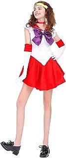 make sailor mars costume