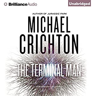 The Terminal Man audiobook cover art