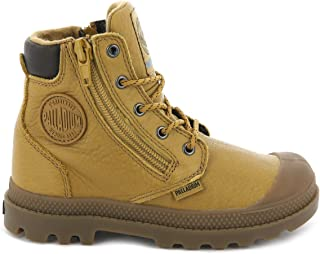 Palladium Pampa Hi Cuff Waterproof (Toddler/Little Kid)