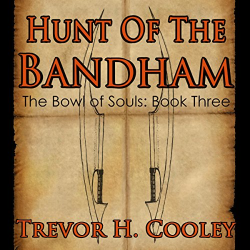 Hunt of the Bandham audiobook cover art