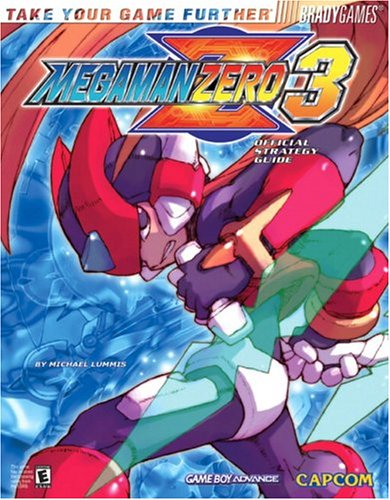 Mega Man® Zero 3 Official Strategy Guide