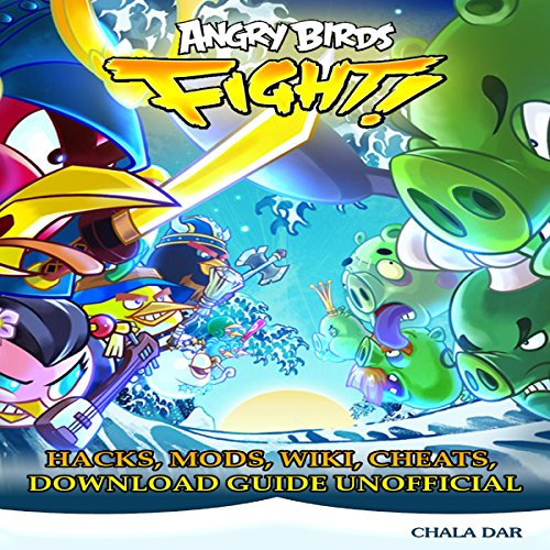 Angry Birds Fight! Hacks, Mods, Wiki, Cheats, Download Guide Unofficial audiobook cover art
