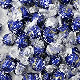 Lindt Lindor Dark Chocolate Truffles, Bulk Chocolates Perfect for Birthdays, Candy Bowls, Parties, 80 Count