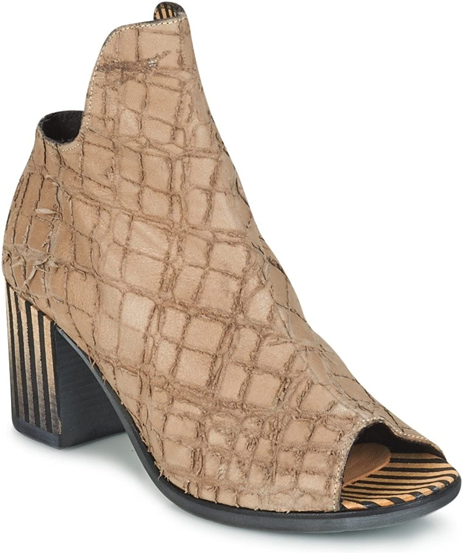 Papucei Sahara Sandalen Sandaletten Damen Beige Sandalen Sandaletten