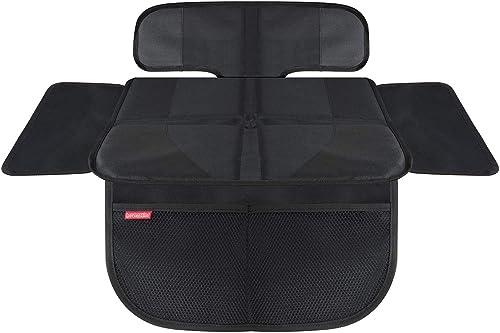 HerzensKind Protection courte de haute qualité pour siège auto - Protection parfaite pour vos sièges de voiture - Pou...