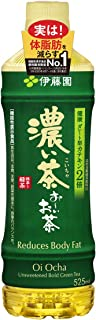 [機能性表示食品] 伊藤園 おーいお茶 濃い茶 525ml×24本