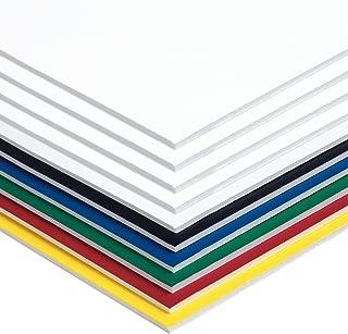 Pacon Foam Board, 6 Assorted Colors,  20
