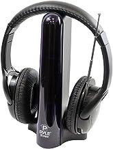 Pyle PHPW2 Wireless Headphones FM Hi-fi Audio W/Extreme Bass Consumer electronics