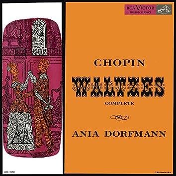 Ania Dorfmann Plays Chopin Waltzes
