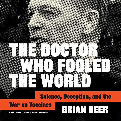 The Doctor Who Fooled the World Audiobook By Brian Deer cover art