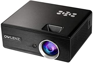 Owlenz SD70 LED Projector with 2300 Lumins