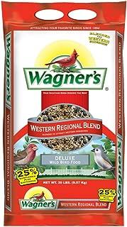 Wagner's 62008 Western Regional Blend, 20-Pound Bag