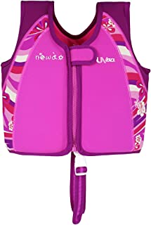 Gogokids Kids Swim Vest Life Jackets - Neoprene Swimming Training Vest for Toddlers Boys Girls 2-6 Years, Up to 60 lbs