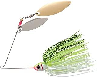 Pradco Booyah Blade - Double Willow Blade - Chartreuse - 1/2 oz