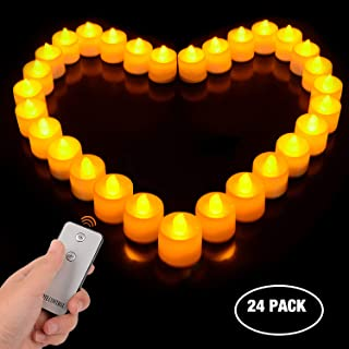 Best candles with light Reviews