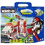 KRE-O CityVille Invasion Fire Station Dragon Attack Set (A3248)