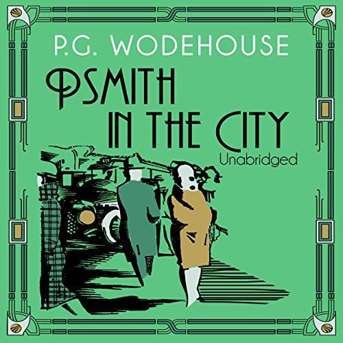 Psmith in the City Titelbild